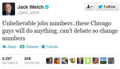 jack welch tweet