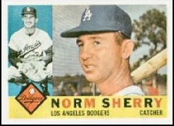 Norm Sherry Dodgers
